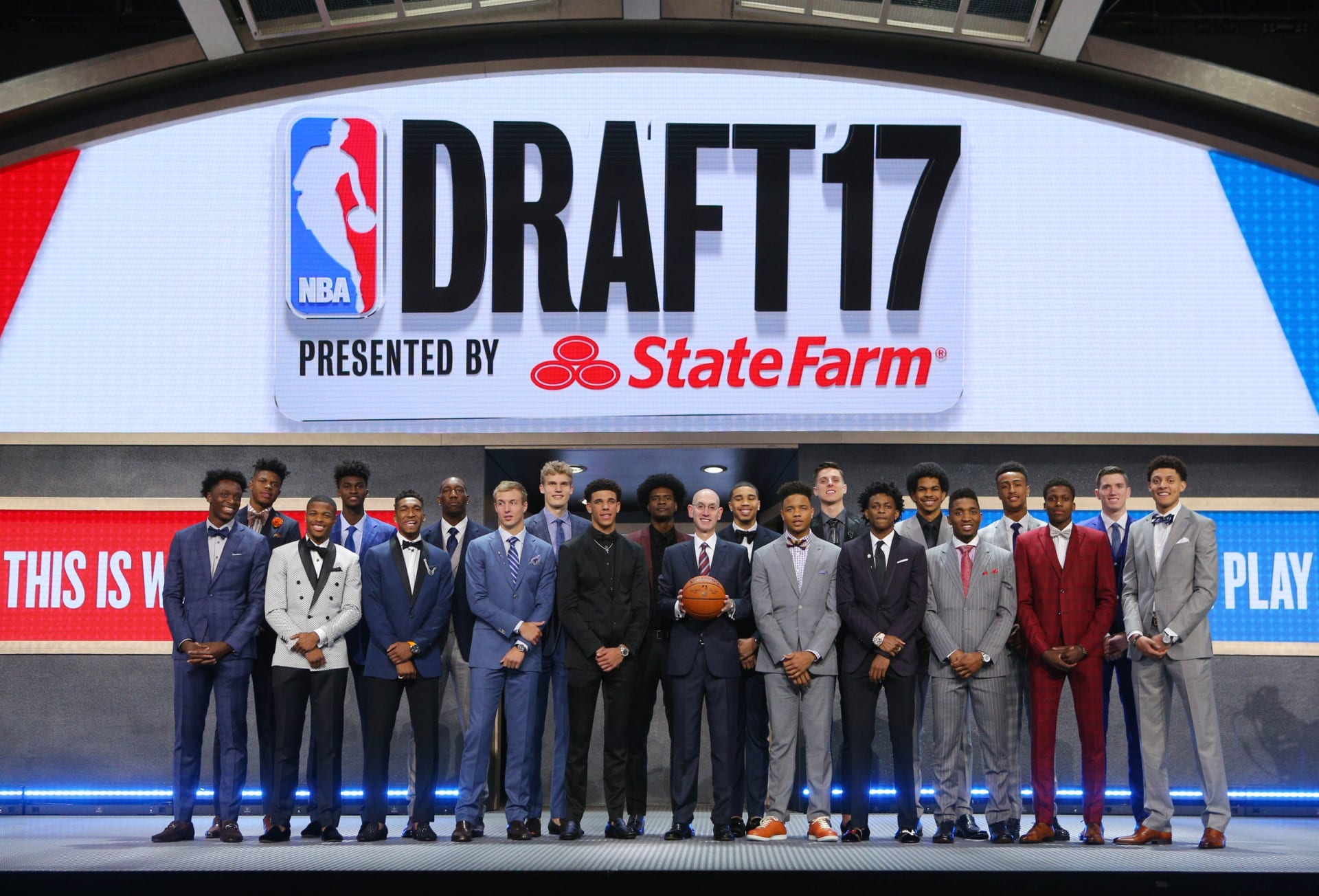 f133dffcae0 We Re-Drafted the 2017 NBA Draft and Lonzo Ball Is Actually a Knick ...