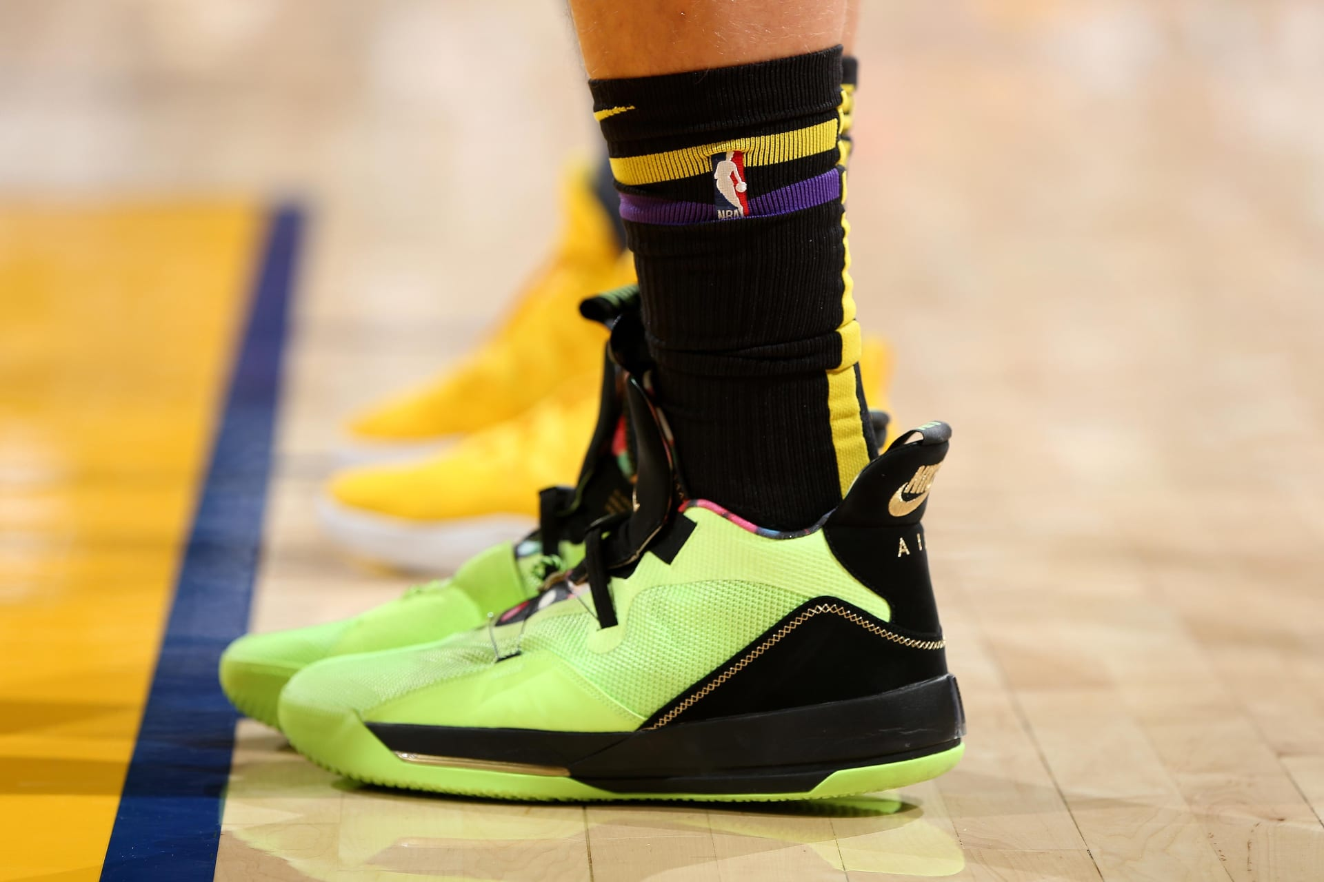 9bf7b28e201725 NBA Christmas Shoes  Best Sneakers Worn on Christmas Day 2018
