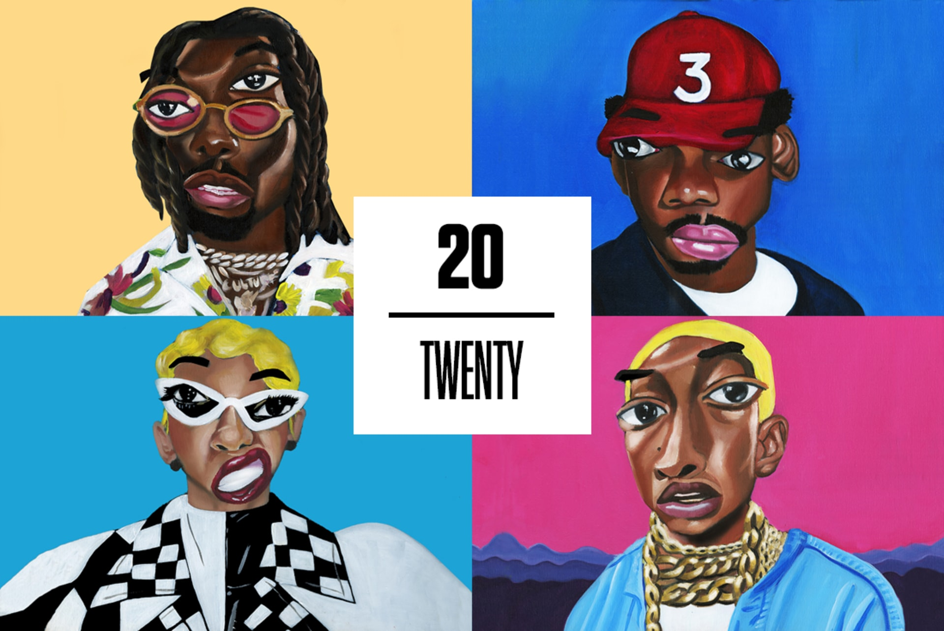 2018 Best Rappers In Their 20s Complex