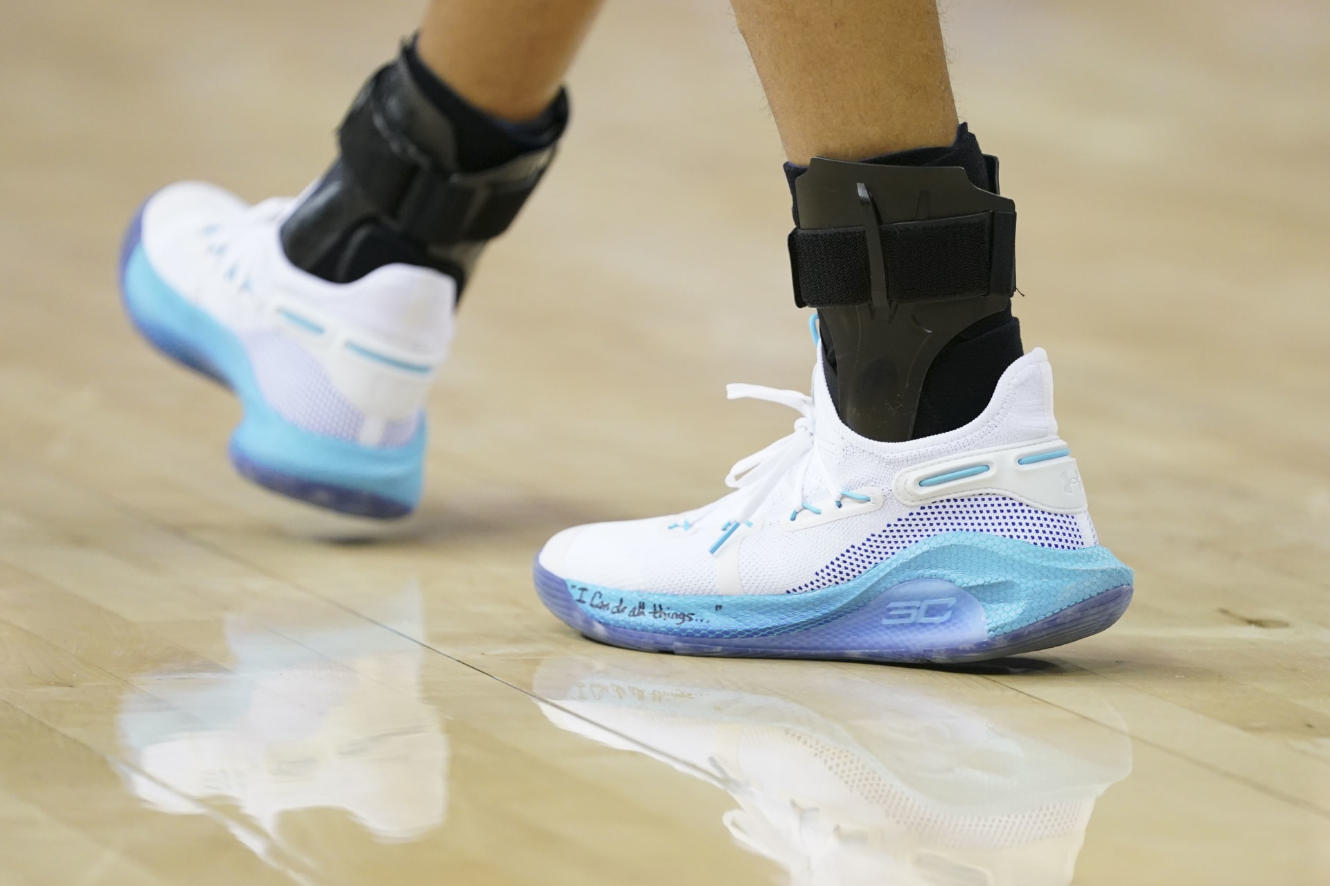 4c633bcb3a90 NBA Christmas Shoes  Best Sneakers Worn on Christmas Day 2018