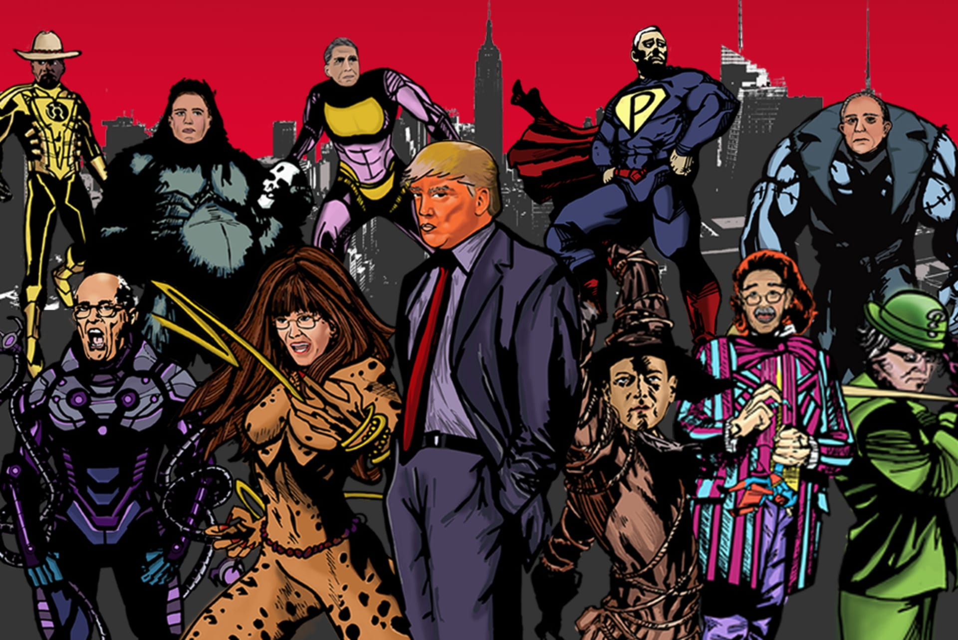 trump's legion of doom final