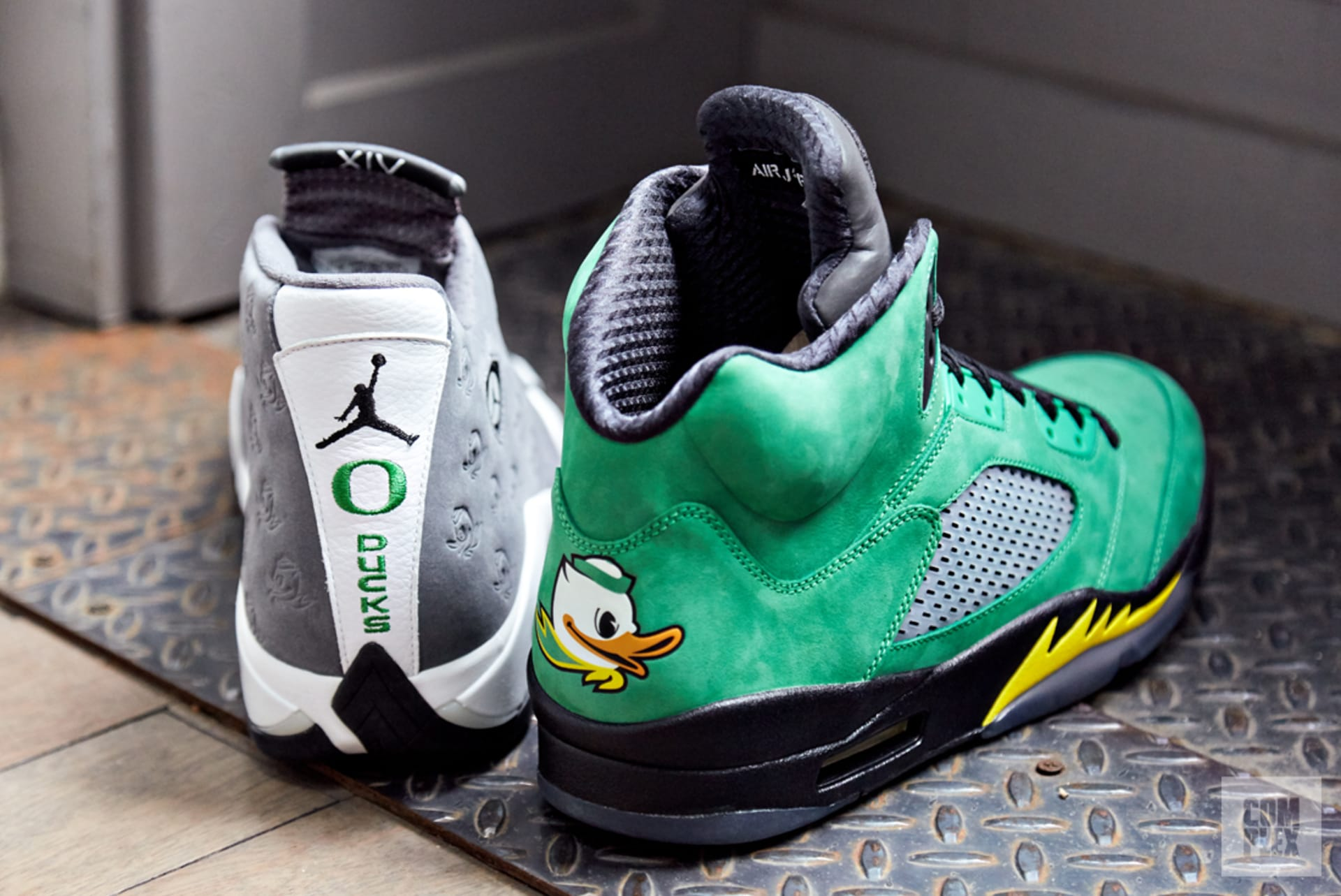 buy online 285ce a4dbb oregon-air-jordans-1
