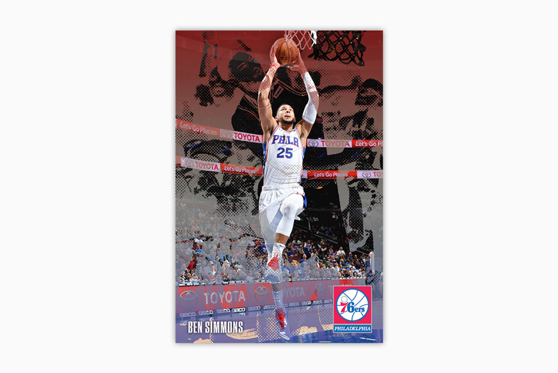 brand new 6350a 2a26d Ben Simmons NBA Preview 2018
