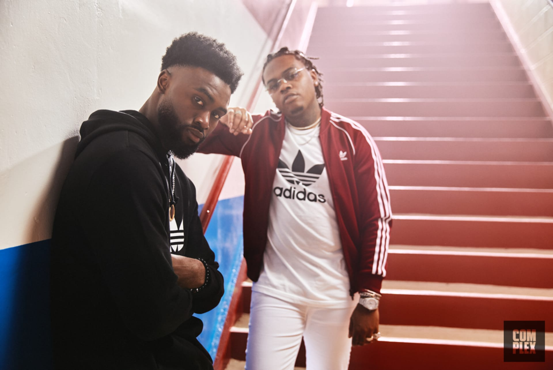 "a47b695ae68 Jaylen Brown and Gunna Shine in Champs Sports  New ""The Moment"" Commercial"