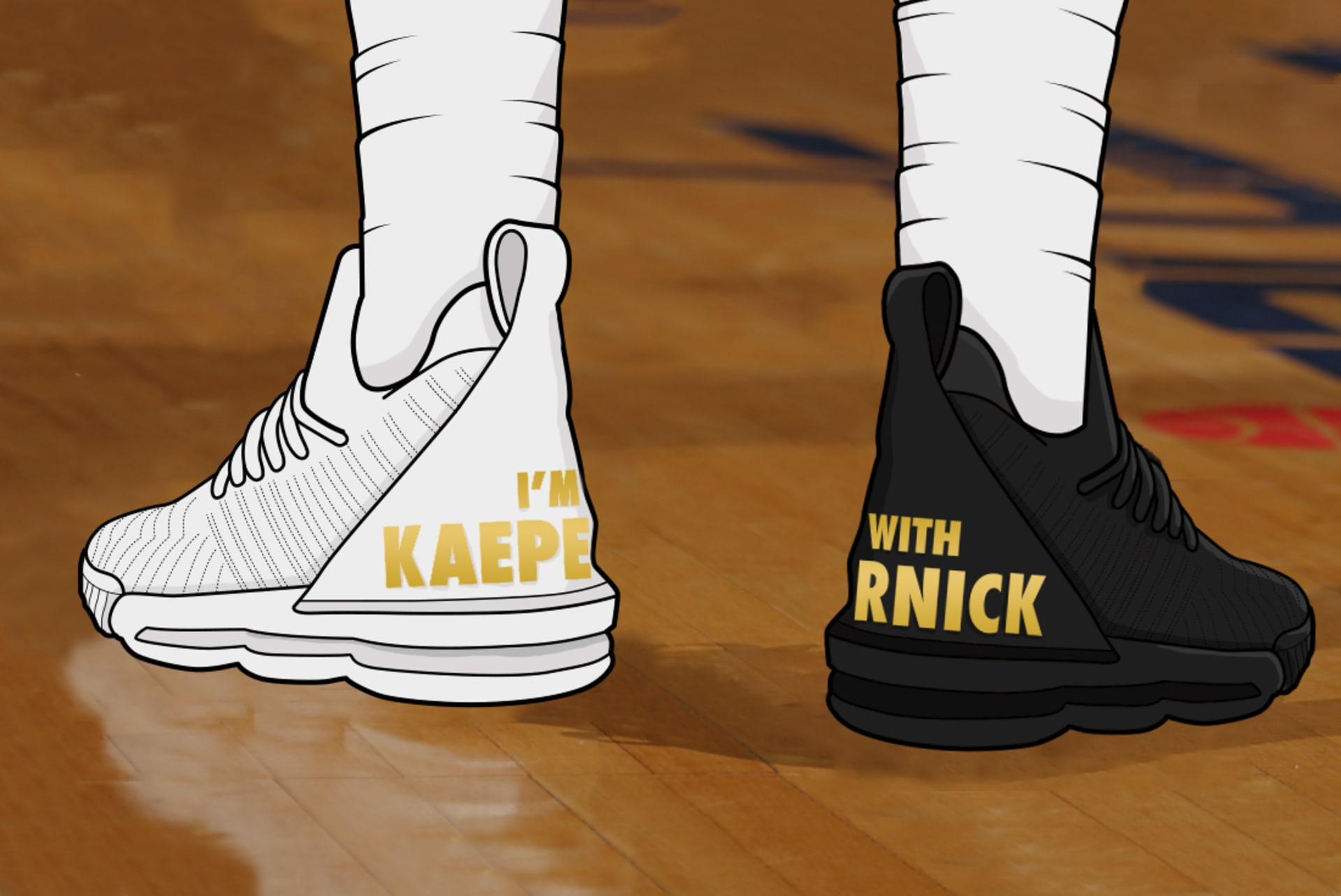 014b2c44a93e The Biggest Sneaker Storylines of the 2018-19 NBA Season