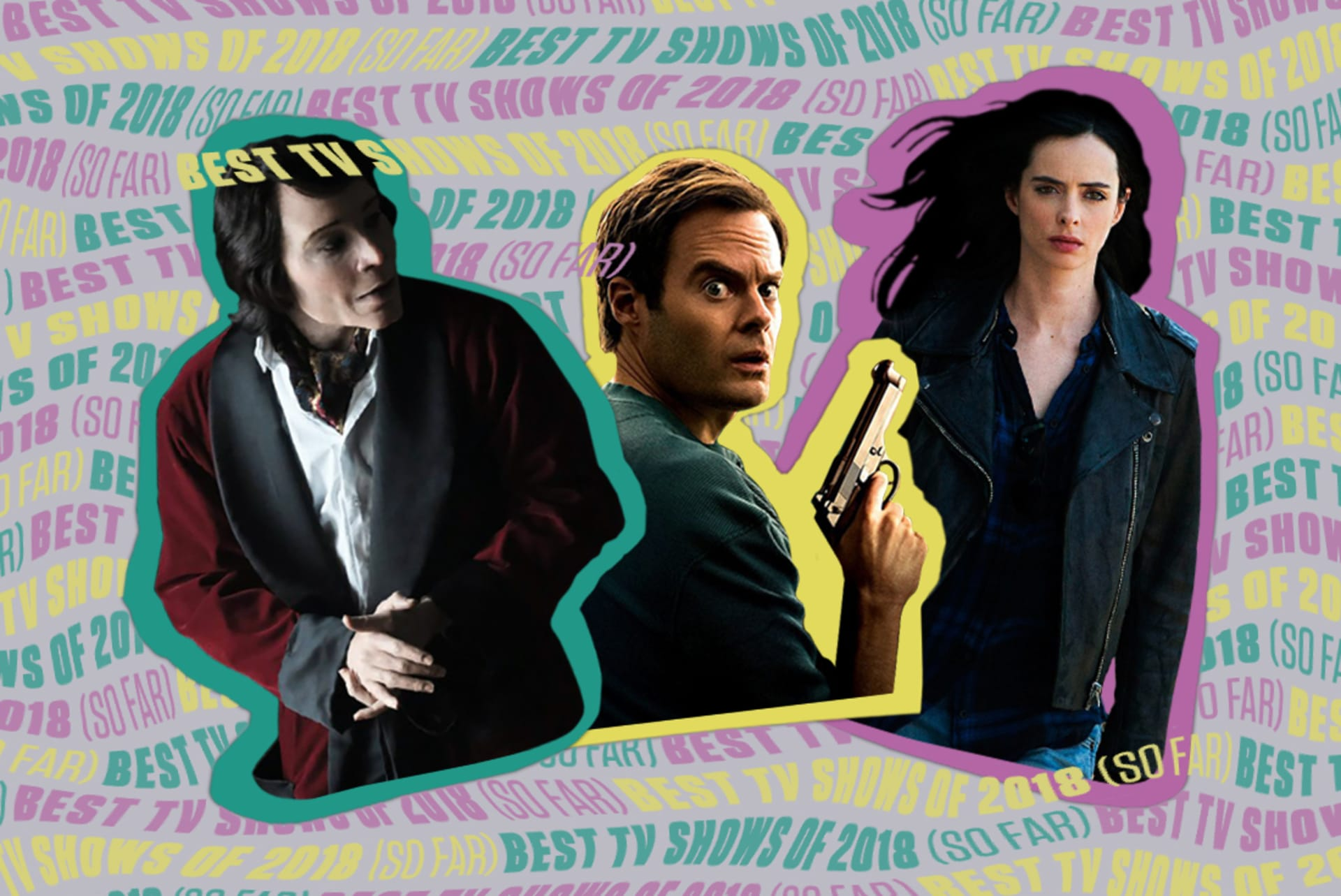 Best TV Shows of 2018 (so far)