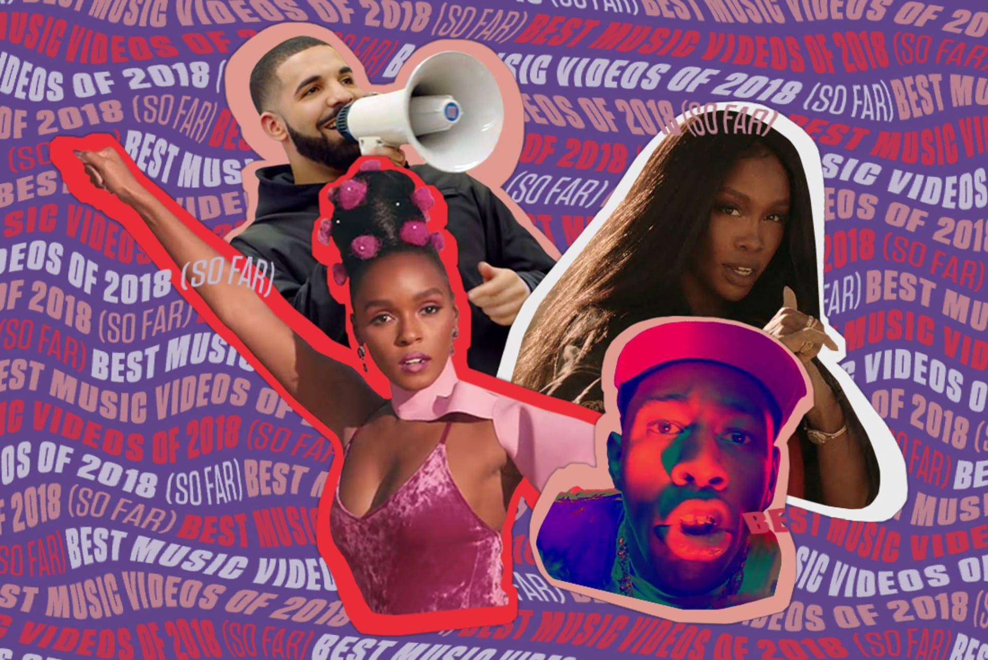 The Best Music Videos of 2018 (So Far)  addaf5f3577