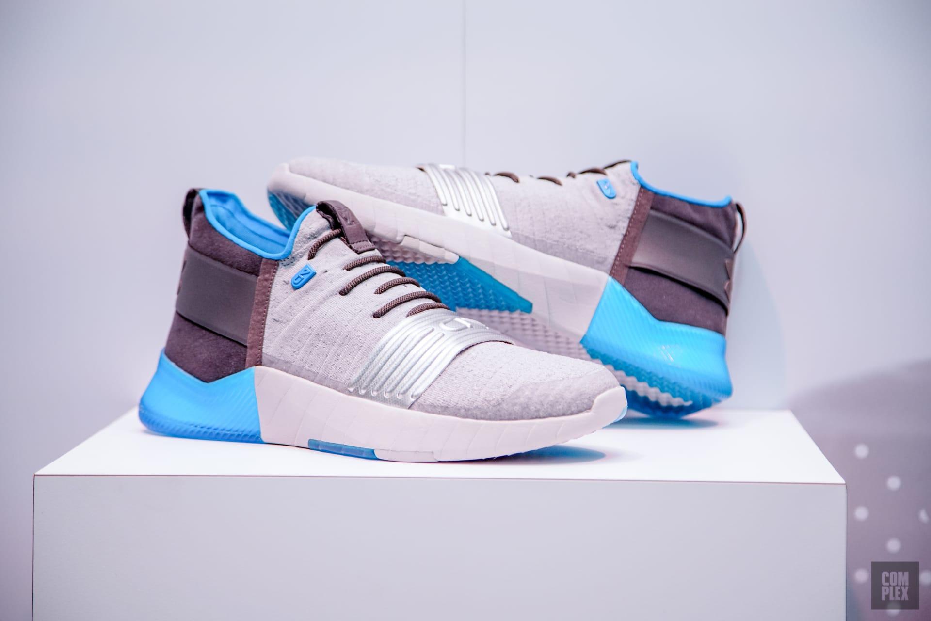 b9a3ef73e Cam Newton Debuts Under Armour Lifestyle Shoe CN1