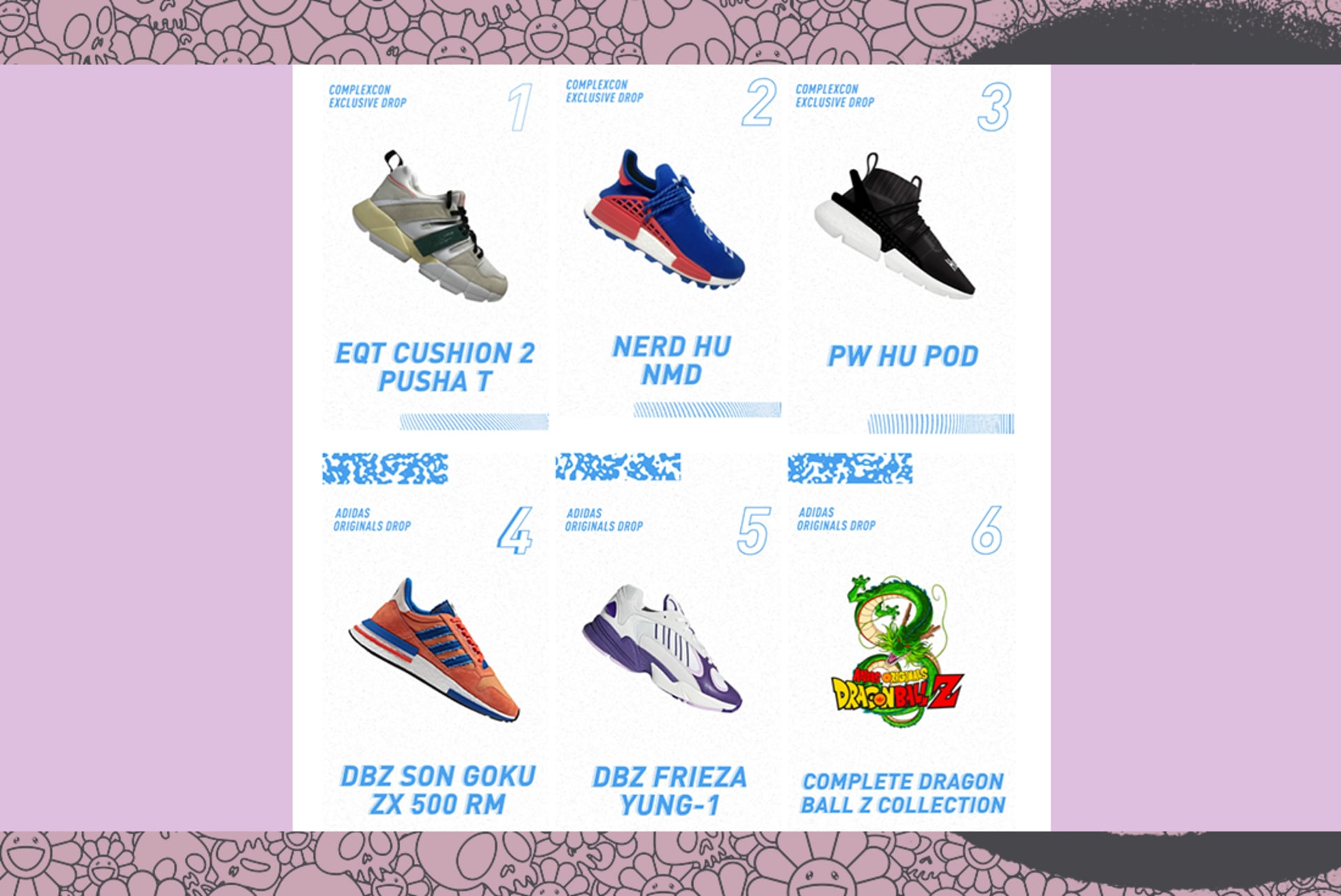 cbc787a8b629 ComplexCon 2018 Exclusive Style   Sneaker Drops
