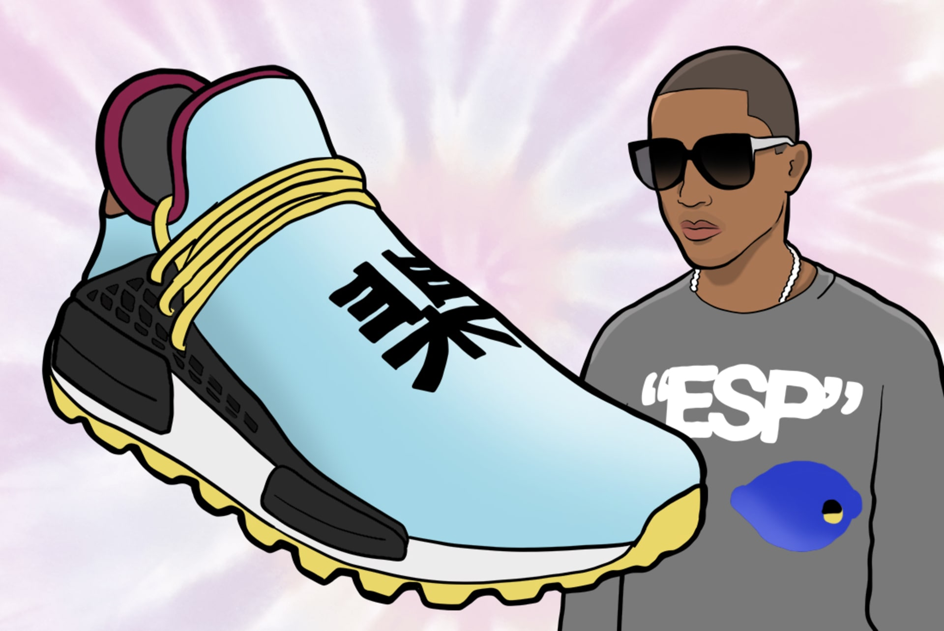 14ace2e30 The Most Influential Celebrities in Sneaker Culture Right Now