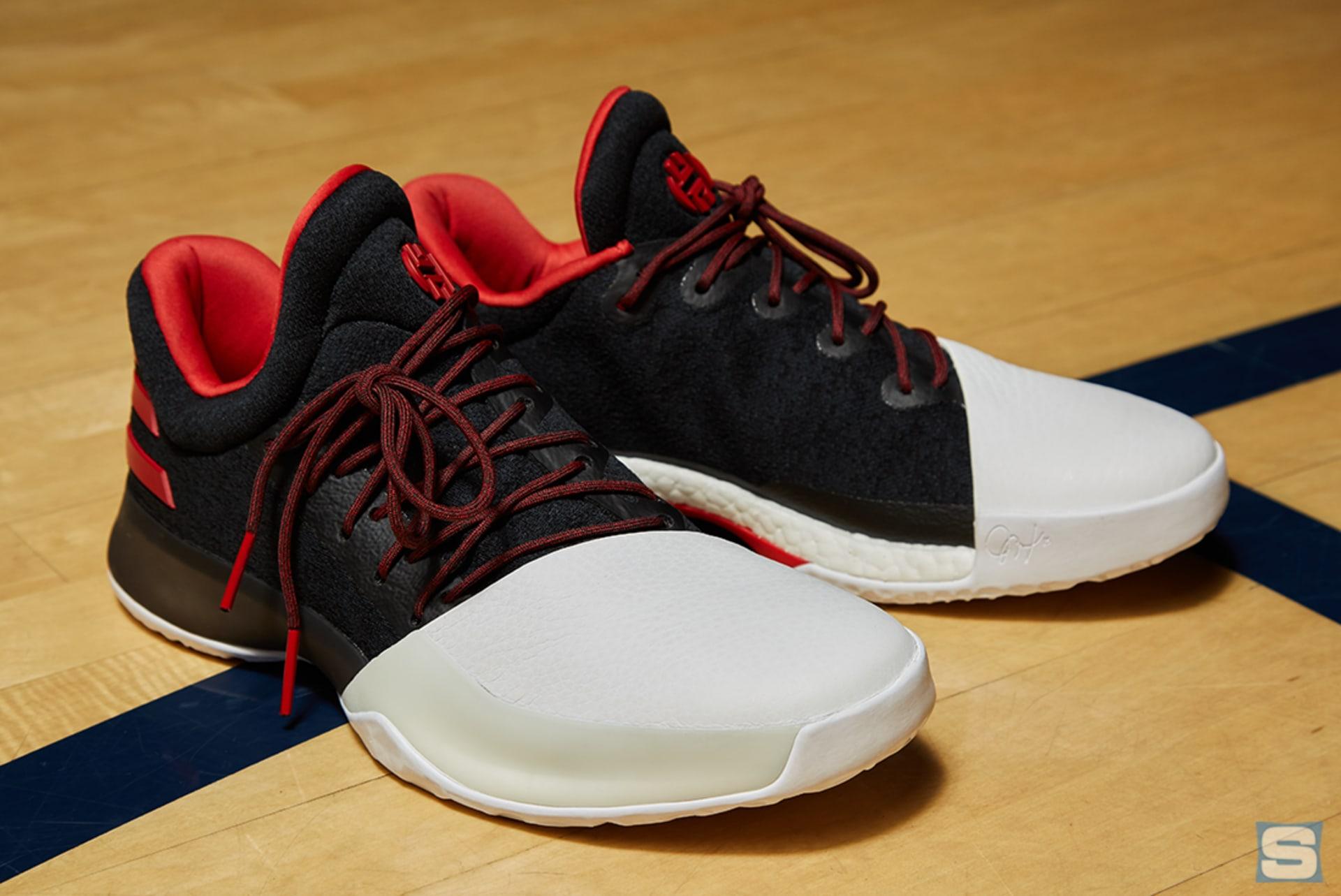 b7adfa835ac0 Adidas James Harden Vol. 1 Sneaker Release Date