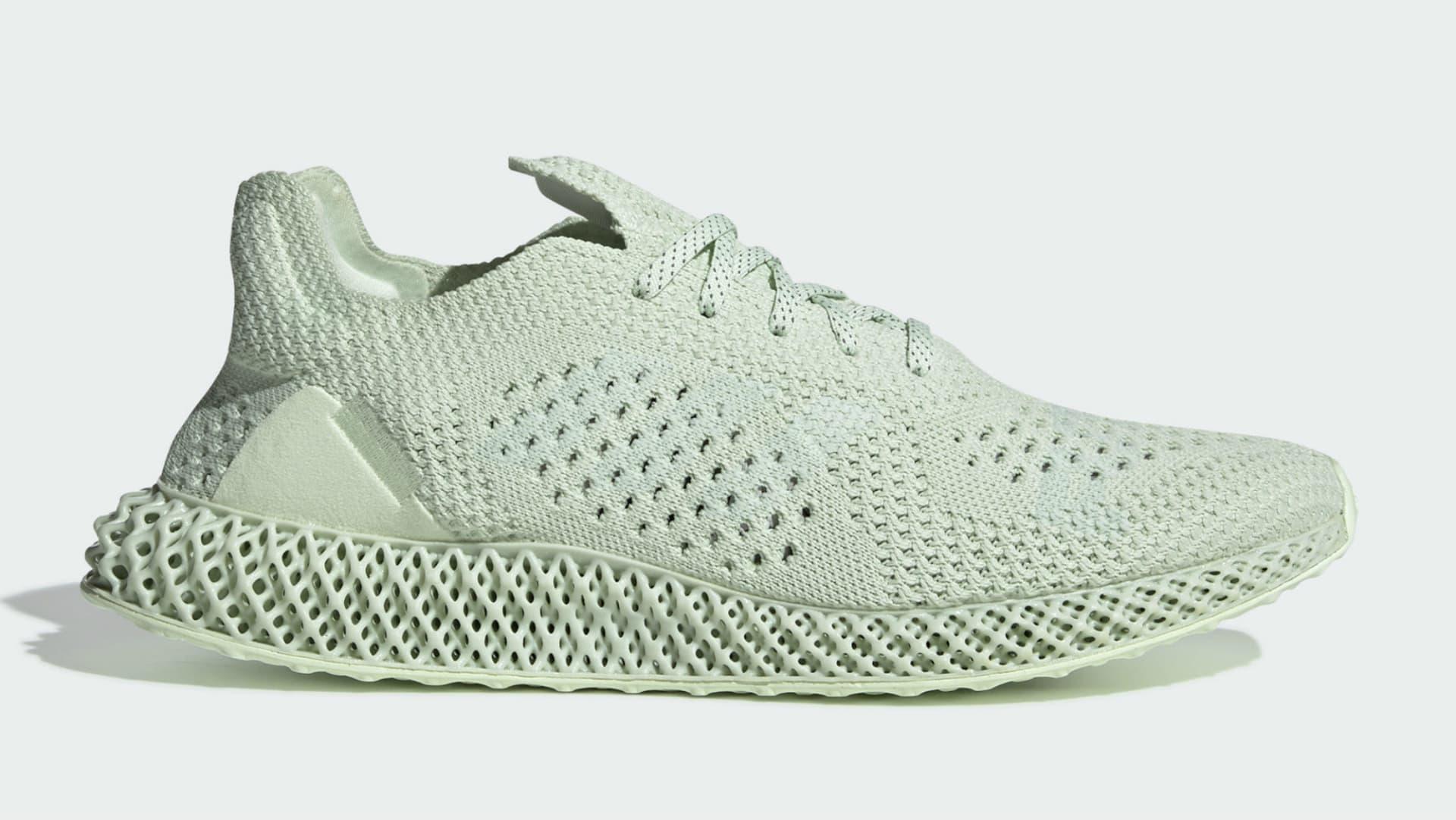 dff06cac337e 10. Daniel Arsham x Adidas Futurecraft 4D