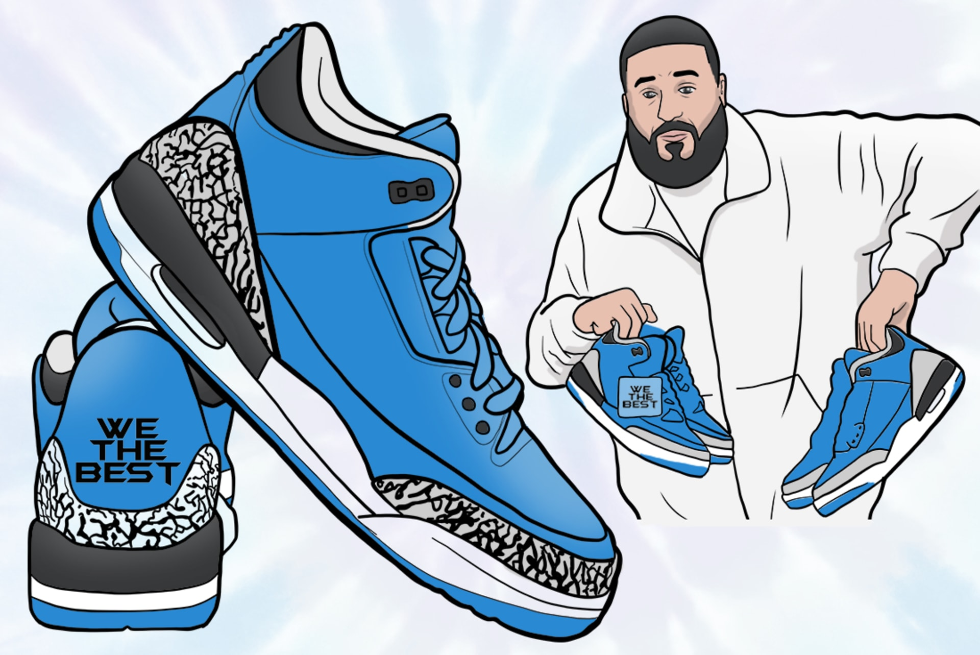3730ec7b43ab73 The Most Influential Celebrities in Sneaker Culture Right Now
