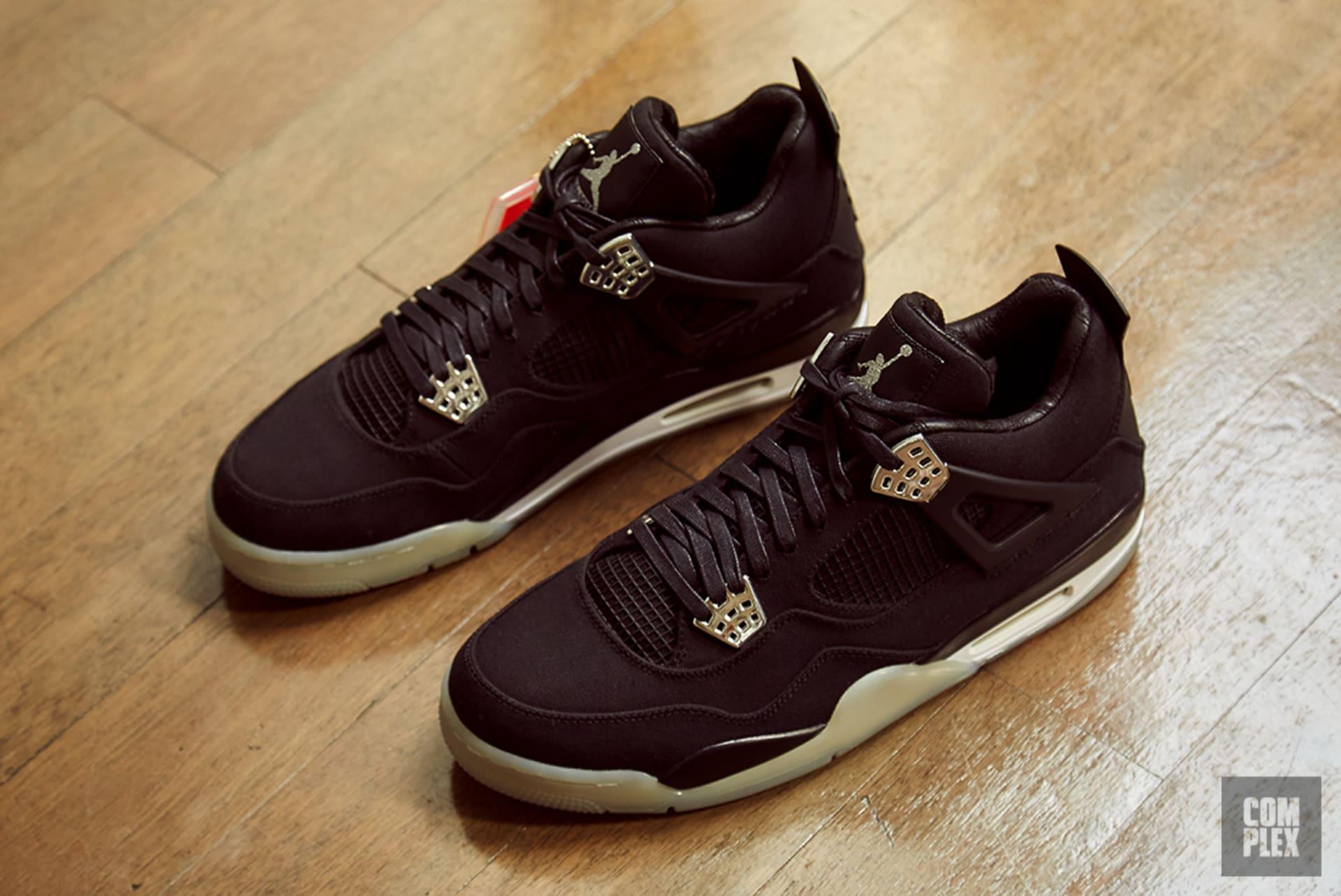check out 2f5ce a9b26 Eminem Air Jordan 4 Carhartt