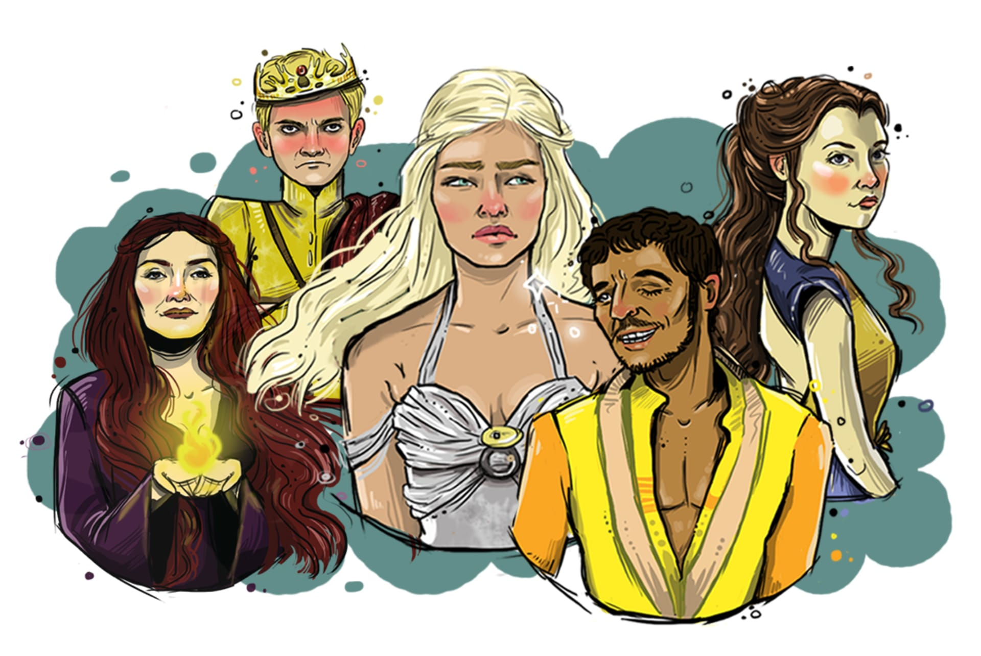 'Game of Thrones' Style Wars: A Definitive Ranking of the Show's Most Stylish Characters