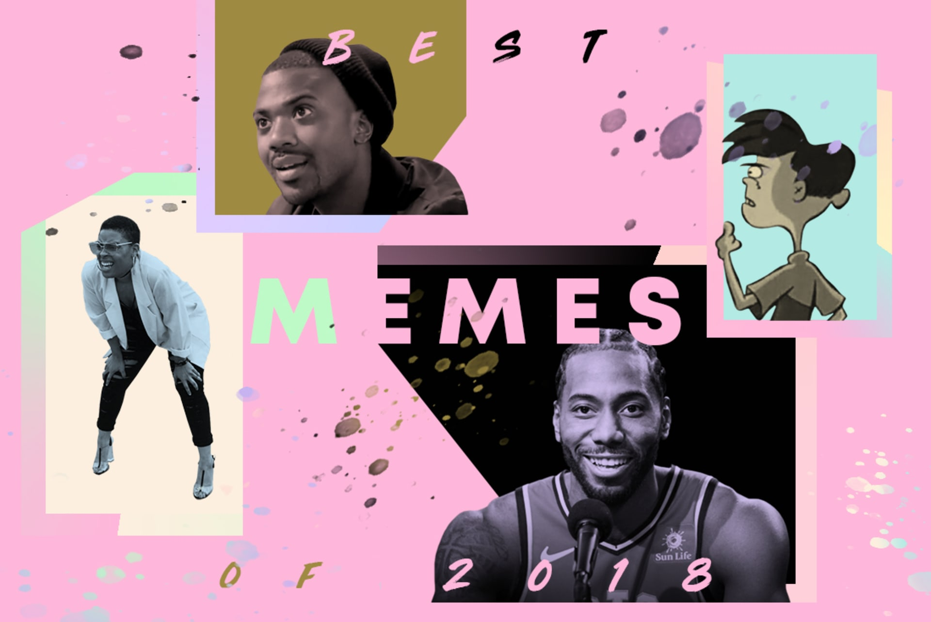 Creating Viral Social Content Was At The Black Heart Of: Best Memes Of 2018: Most Popular Memes Of The Year