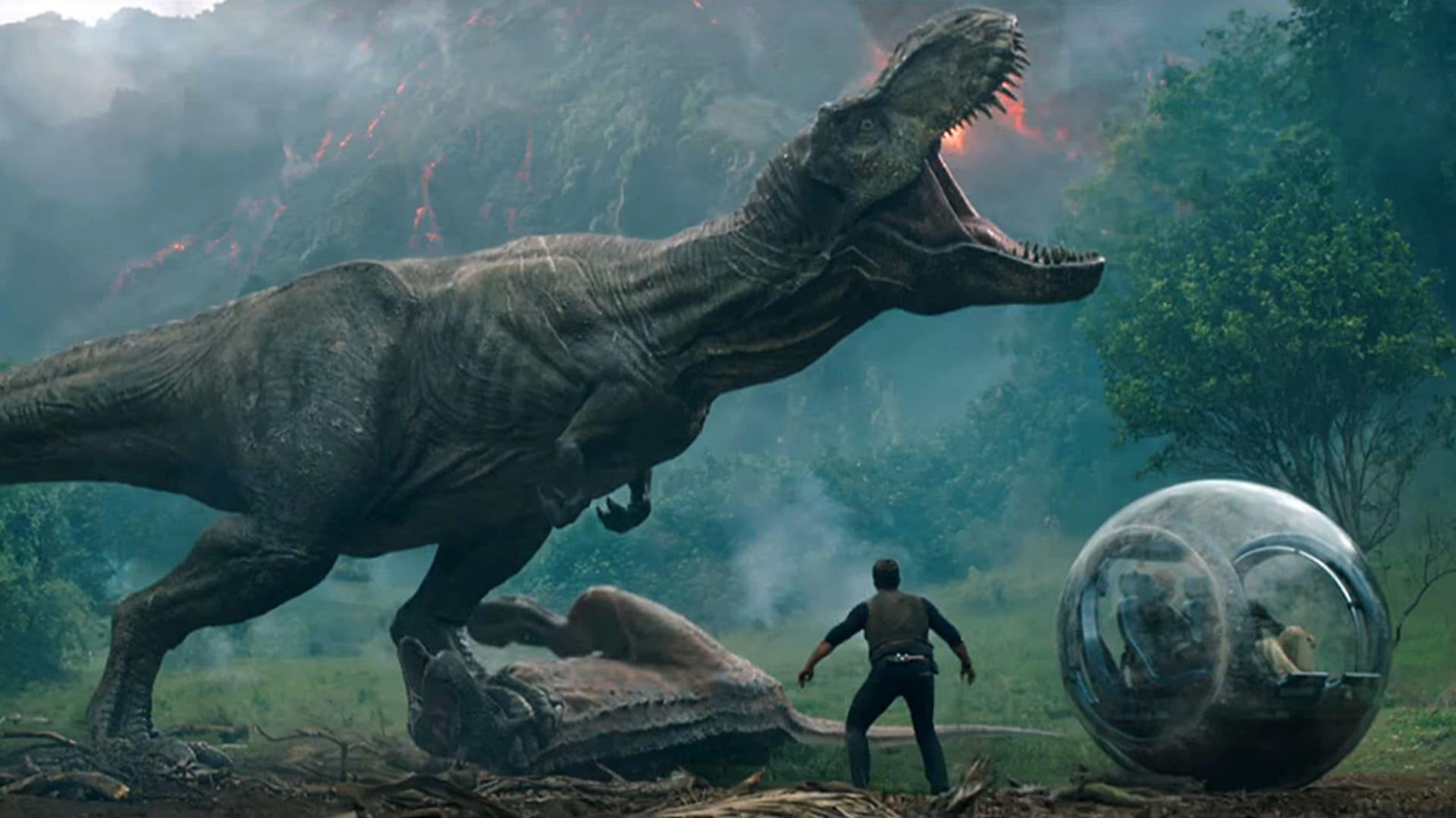 'Jurassic World: Fallen Kingom'
