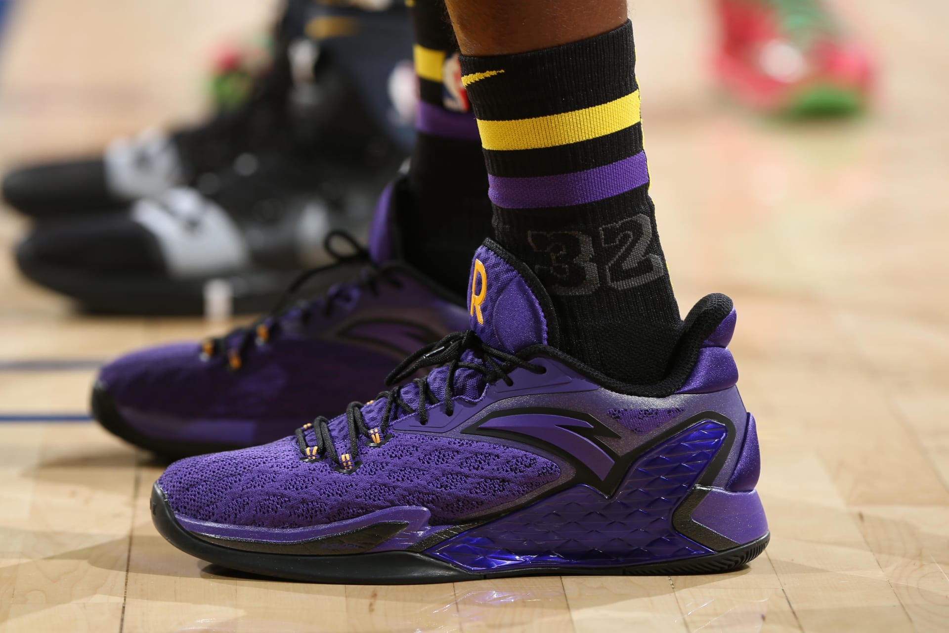 80ff25393ea7f NBA Christmas Shoes  Best Sneakers Worn on Christmas Day 2018
