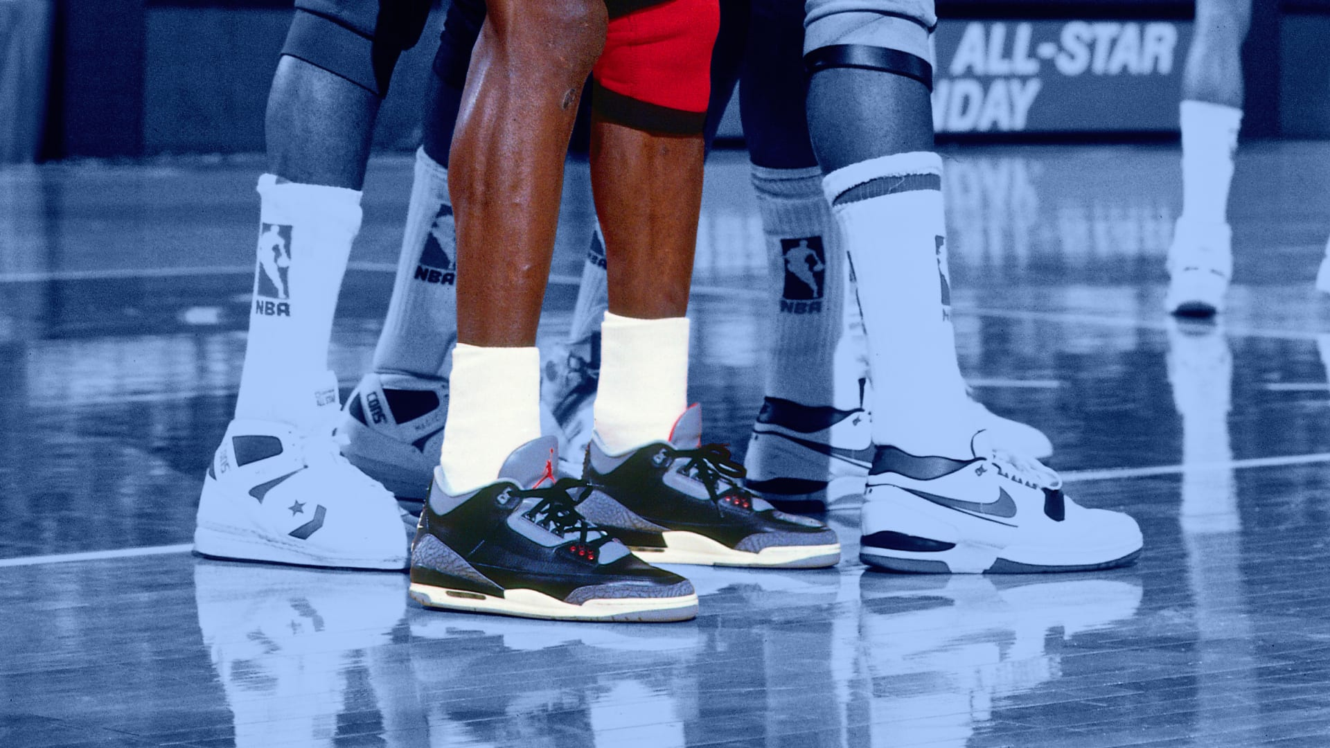 3264f41c0a35 6 Times Sneakers Stole the Show at the NBA All-Star Game