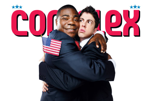 Tracy Morgan/Chris Mintz Cover