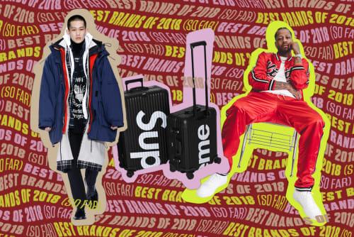 Best Brands of 2018 (so far) lead image