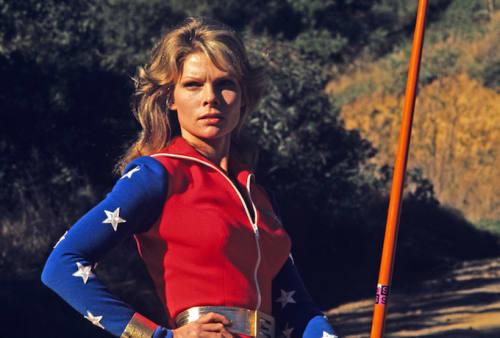 Wonder Woman Cathy