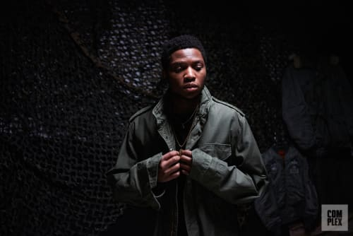 Gallant for Alpha Industries