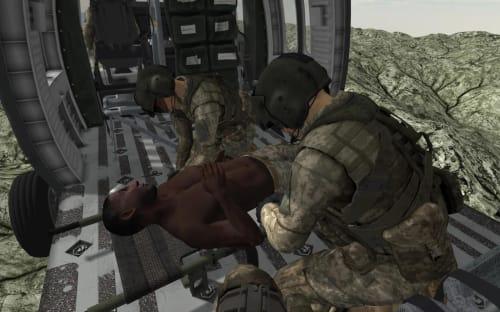 Virtual Iraq Still 2