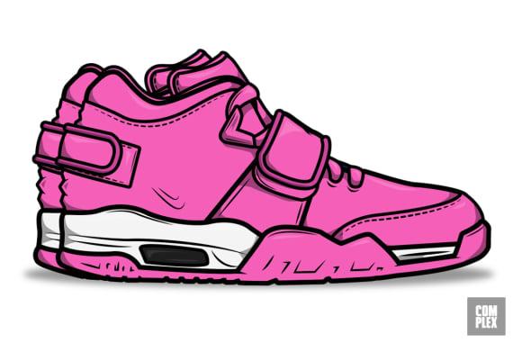 Sneaker Room x Nike Air Trainer Cruz