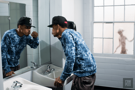 Chance the Rapper 2013 Cover Story