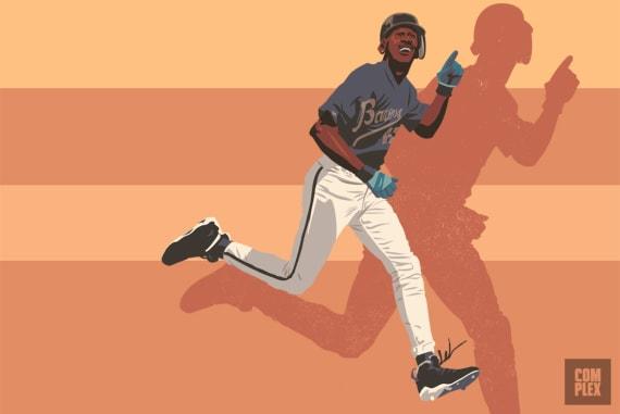 Michael Jordan Oral History Baseball Career Home Run