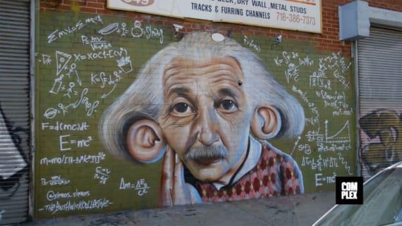Sipros, Einstein