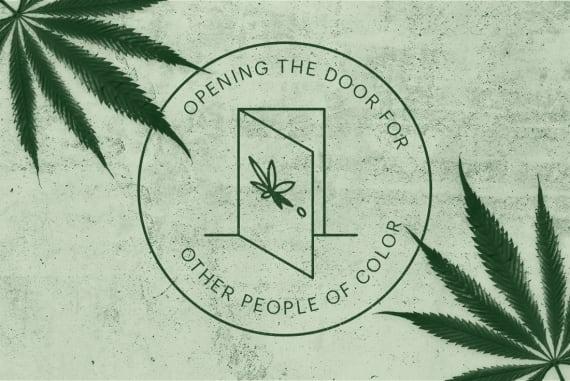 Blacks In Weed Opening The Door