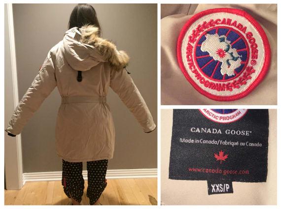 Fake Canada Goose