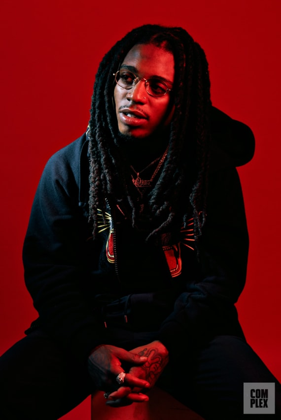 Jacquees sits down with Complex ahead of the release of his debut album.