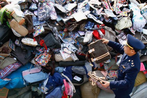 fake items in Shangha