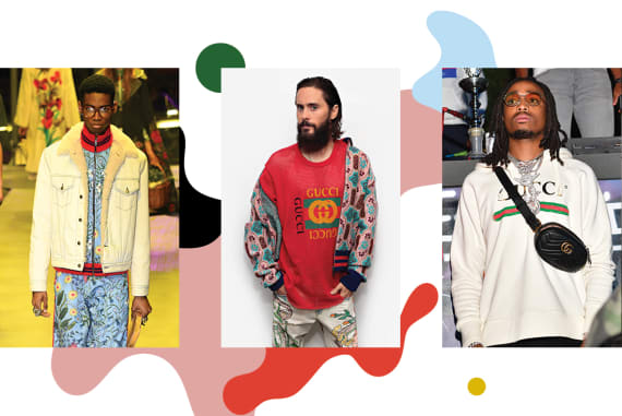 Gucci Best Brands of 2017