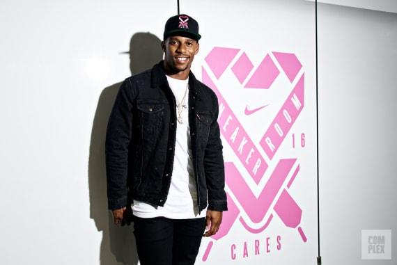 Victor Cruz x Sneaker Room 8