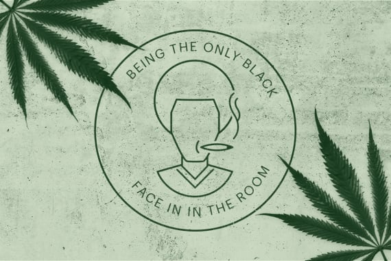 Blacks In Weed Being The Only One
