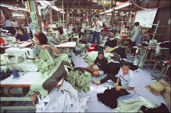 Thai factory