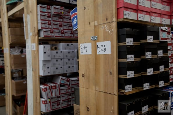 Karmaloop's Warehouse