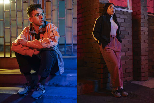 Maribelle & Young Franco for Nike