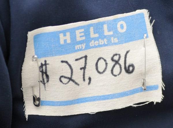 Hello My Debt Is