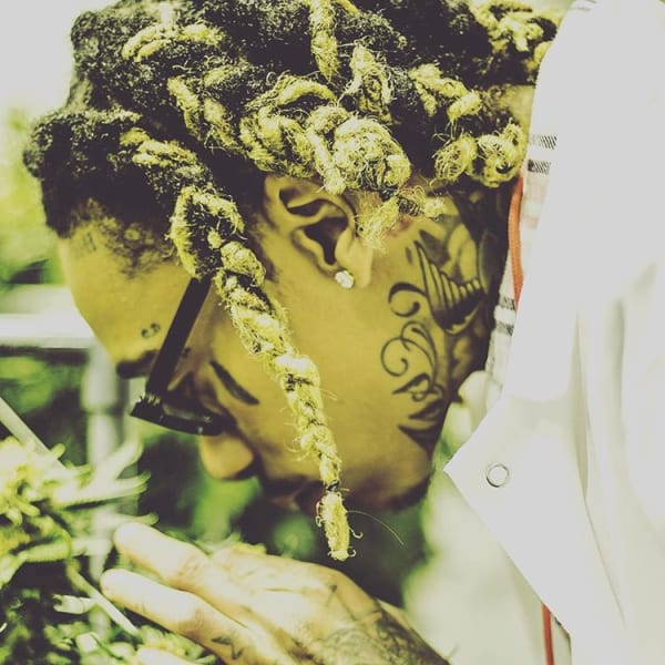 wiz at reef dispensaries