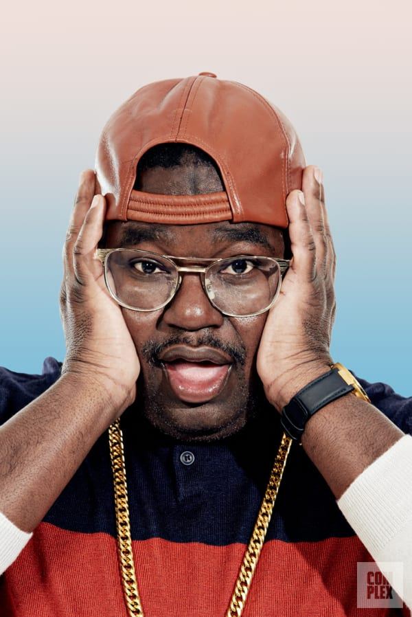 Lil Rel Howery Surprise