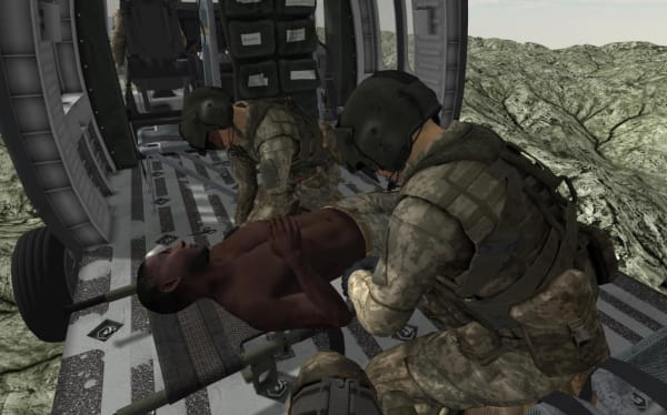 Virtual Iraq Still 2