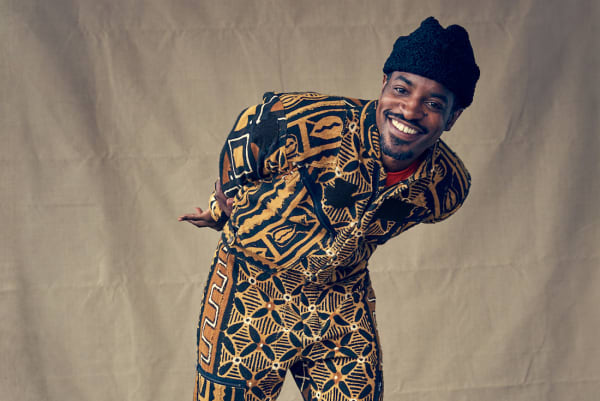 André 3000 Does What He Wants