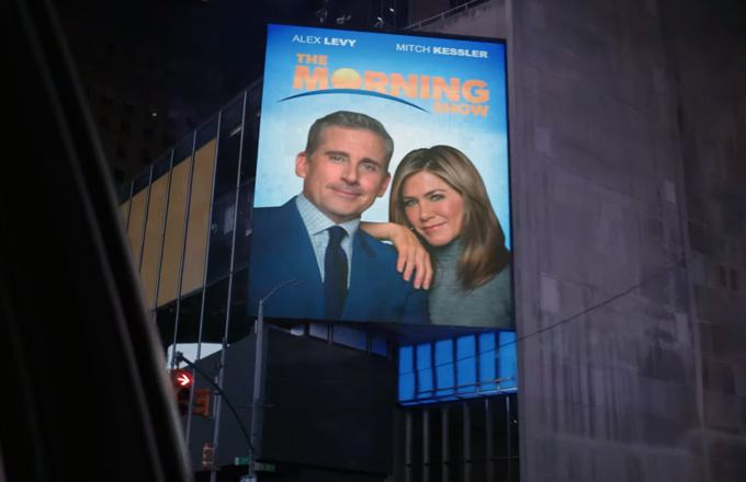 Steve Carell, Jennifer Aniston, Reese Witherspoon Star in First Trailer for Apple TV+ Series 'The Morning Show'