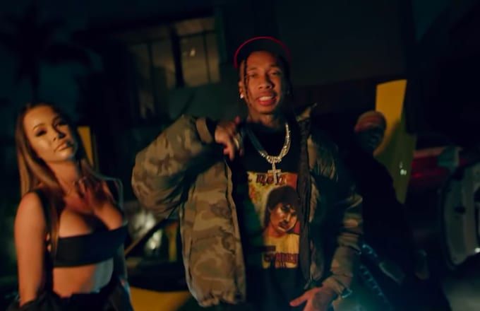 "Post Malone Connects With Tyga and Roddy Ricch for ""Wow"" Remix Music Video"