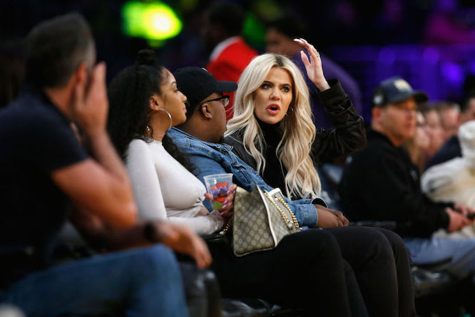 Khloé Kardashian Draws Criticism Over 'Love Thy Racist Neighbor' T-Shirt